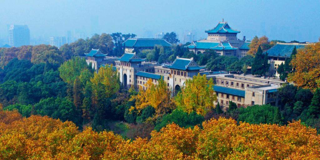 دانشگاه ووهان چین