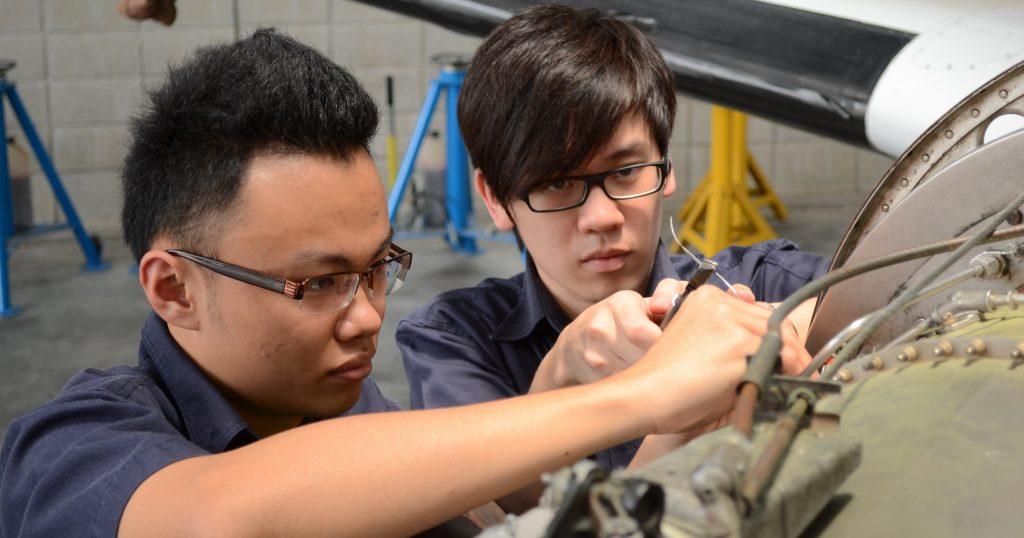 تحصیل رشته مهندسی در چین