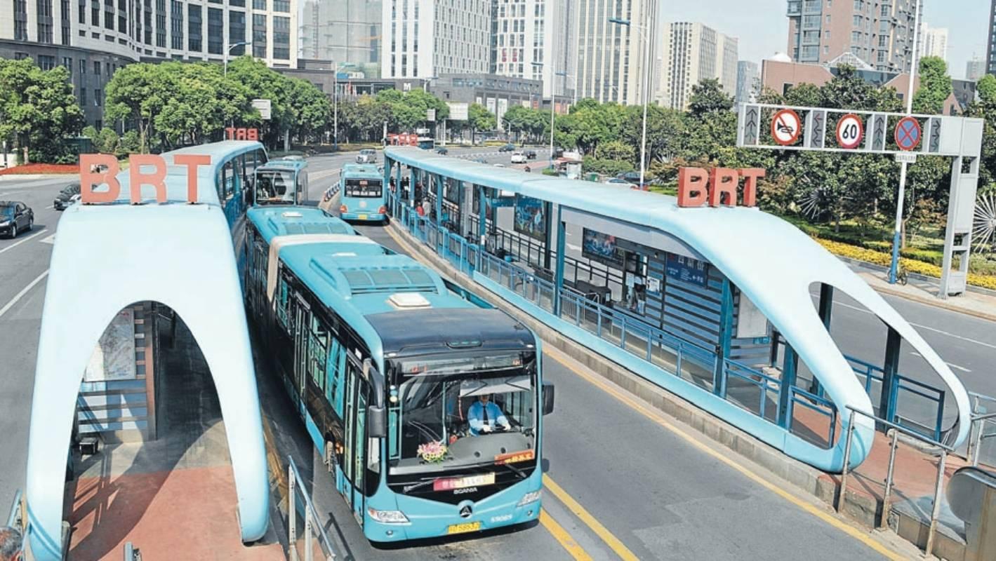 حمل نقل عمومی در چین