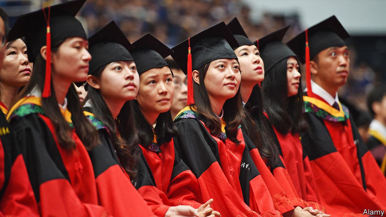 تحصیلات در چین