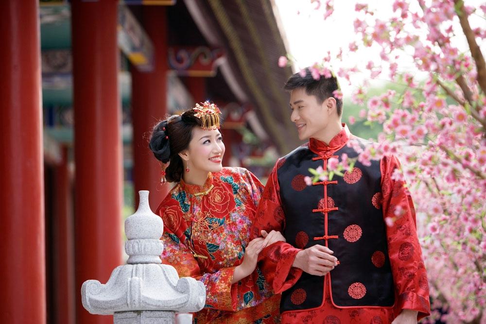 ازدواج در چین