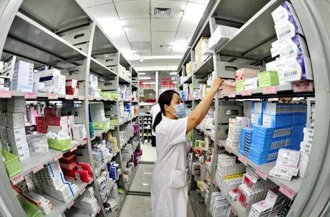 داروخانه در چین