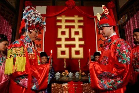اقامت چین از طریق ازدواج