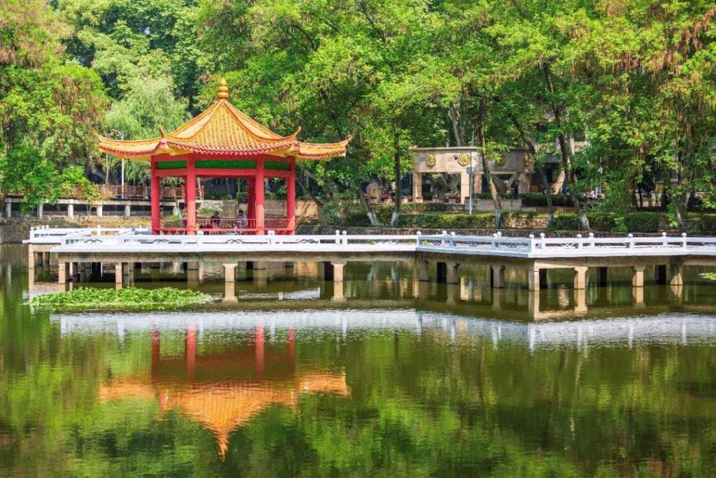 دانشگاه هواجونگ چین
