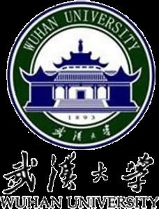 دانشگاه ووهان چین - لوگو
