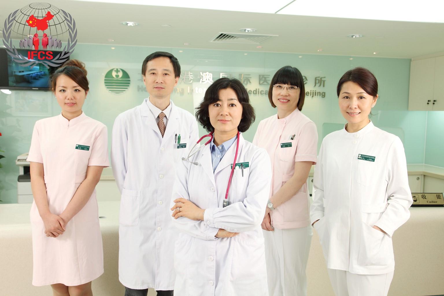 پرستاران چینی