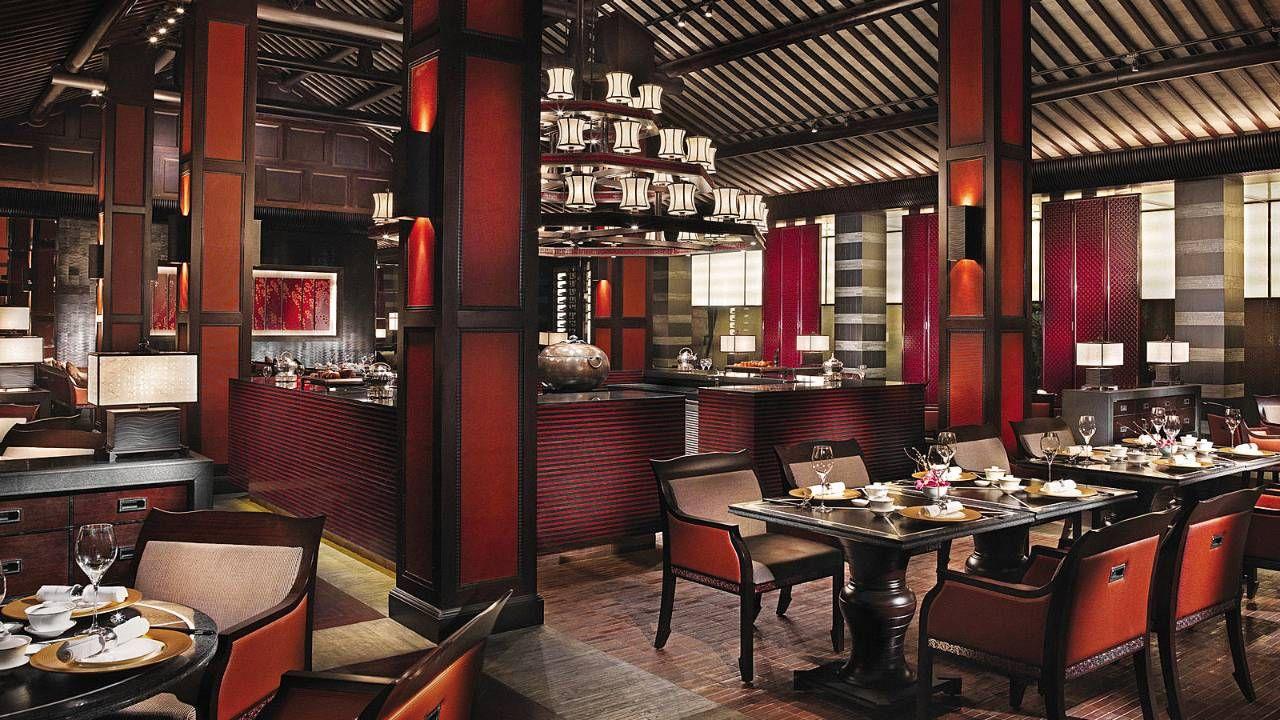 رستورانهای اطراف دانشگاه ژجیانگ چین