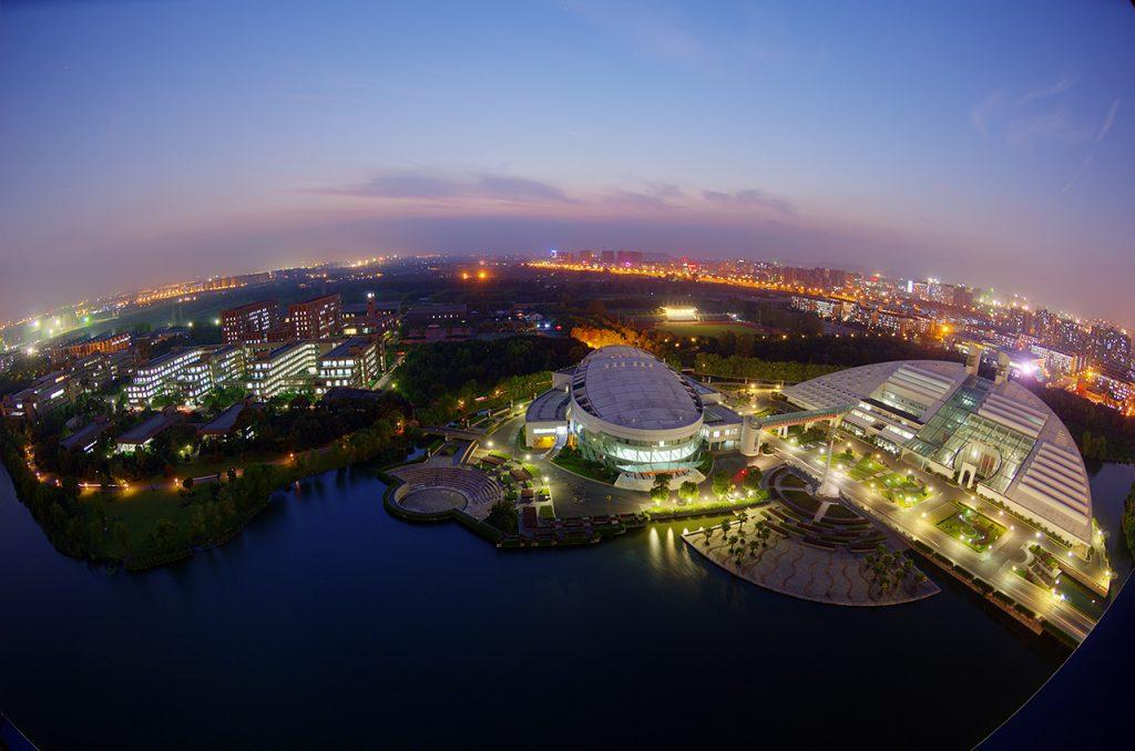 تحصیل در دانشگاه ژجیانگ چین